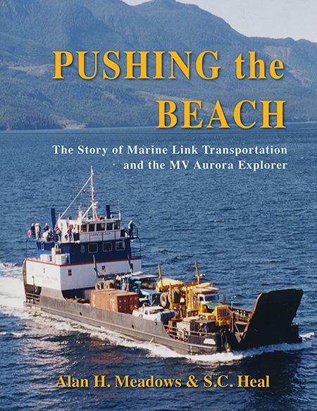 Pushing The Beach Book